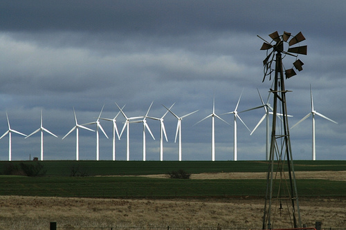 Oklahoma Wind Farms